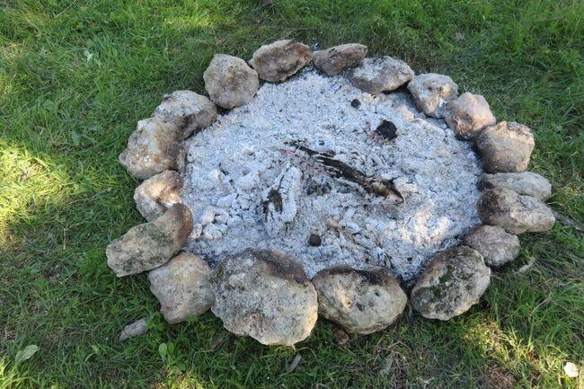12 Surprising Verwendungen für Holzasche im Haus & Garten