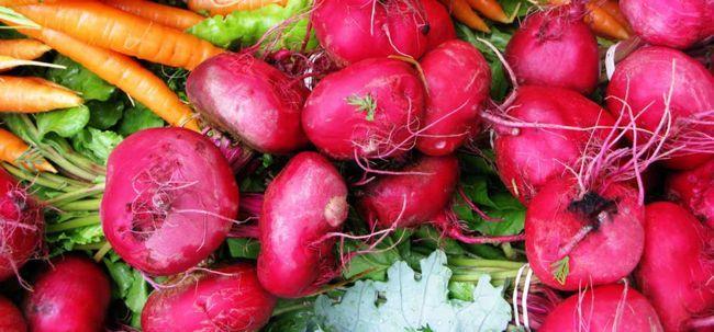 12 Wunderbares Gemüse für das Haarwachstum