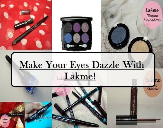 13 Top lakme Augen Make-up-Produkte in Indien
