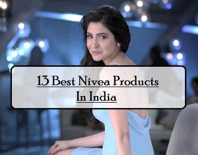 13 Top NIVEA Produkte in Indien