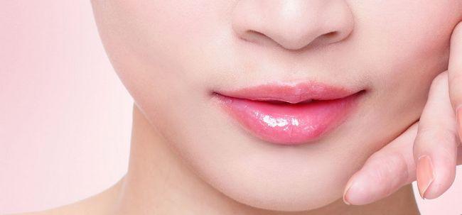 14 Beauty Tipps für eine gesunde rosa Lippen