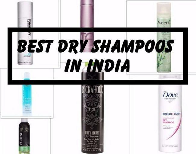 14 Bester trockener Shampoos in Indien