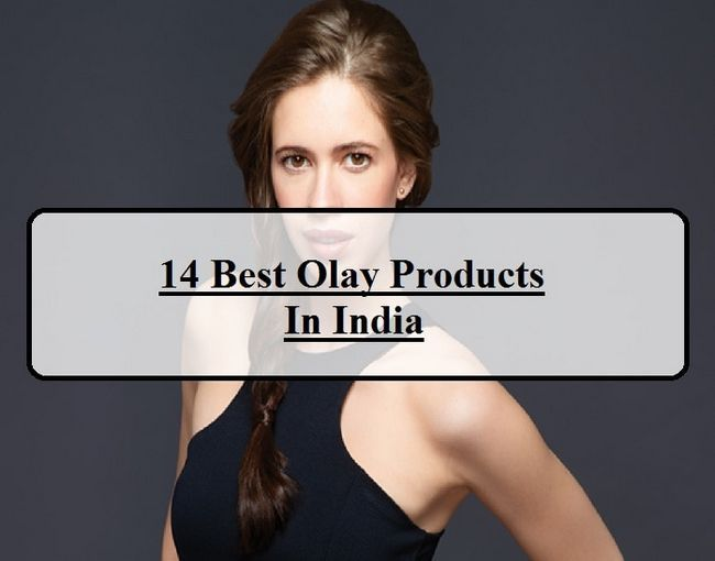 14 Top Olay Produkte in Indien