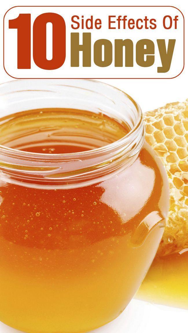14 Unerwartete Nebenwirkungen von Honig