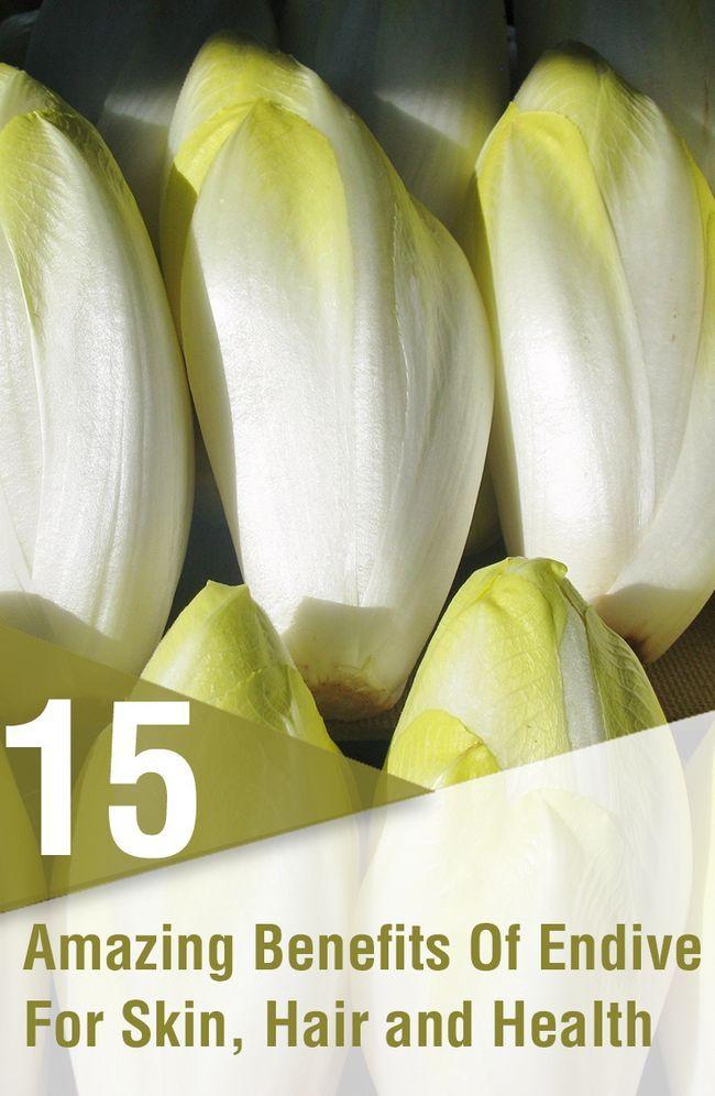 15 Erstaunliche Vorteile von Endivie (Kasni) für Haut, Haare und Gesundheit
