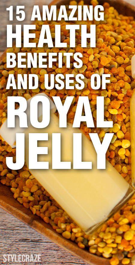 15 Erstaunlicher Nutzen für die Gesundheit und die Verwendung von Gelée Royale