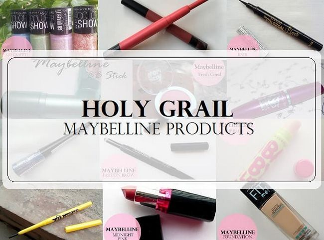 15 Top maybelline Produkte in Indien