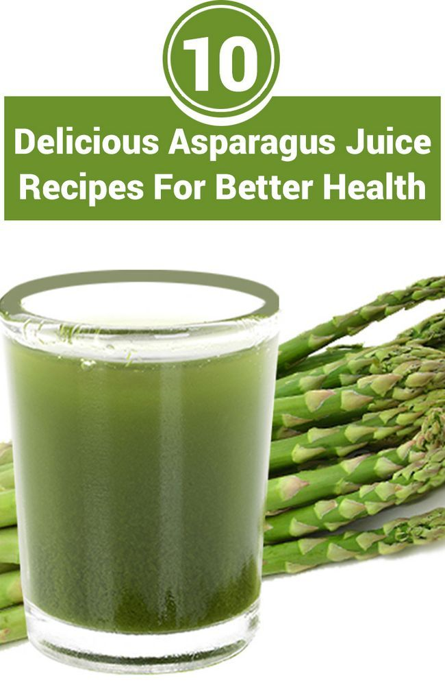 15 Köstliche Spargelsaft Rezepte für eine bessere Gesundheit