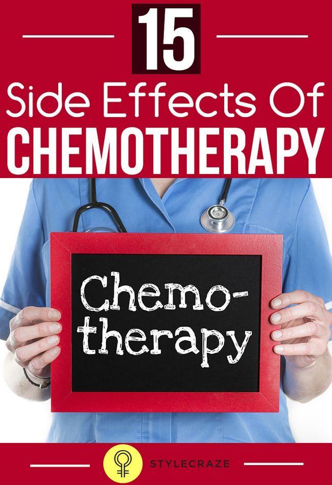 15 Schwerwiegende Nebenwirkungen der Chemotherapie