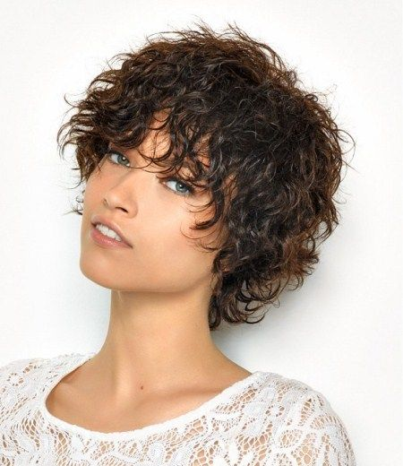 15 Short Shag Frisuren