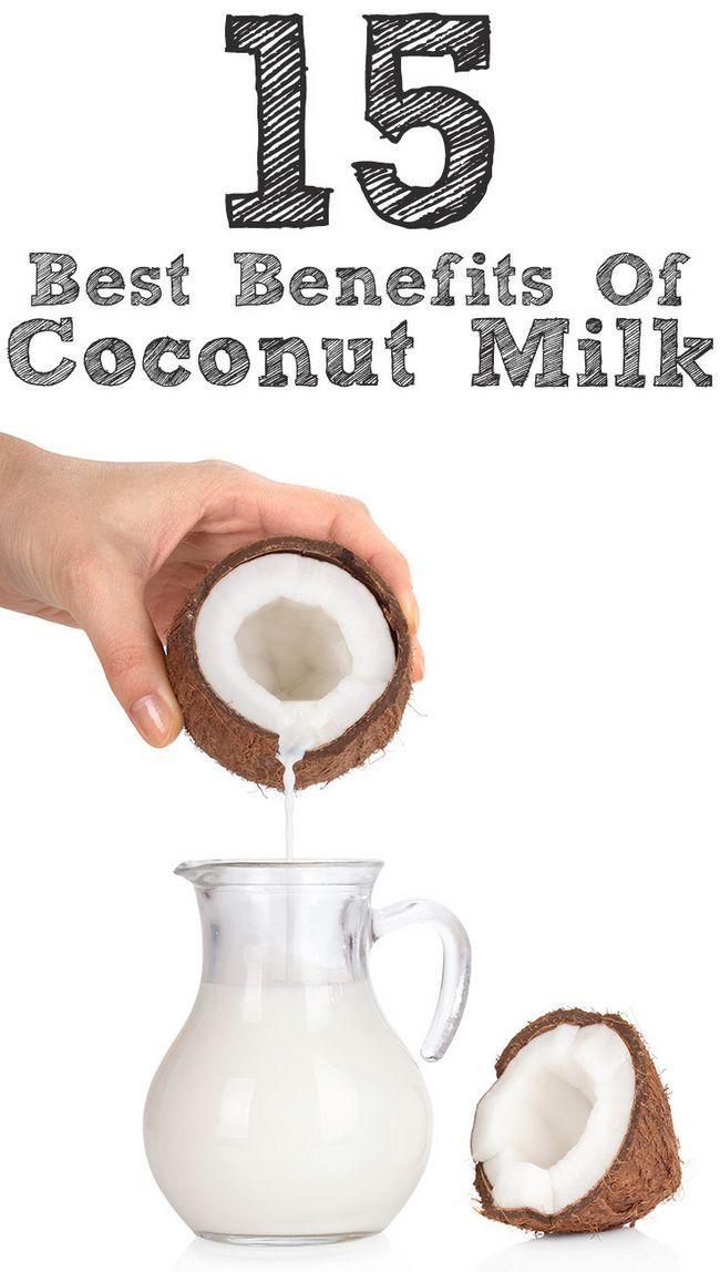 15 Wesentliche Vorteile von Kokosmilch (nariyal ka doodh) für Haut und Gesundheit