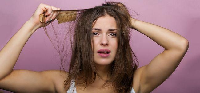 16 Miracle Kräuter, den Haarausfall zu verhindern
