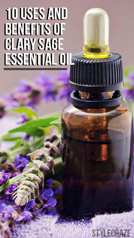 19 Erstaunliche Einsatzmöglichkeiten und Vorteile von Muskatellersalbei ätherisches Öl