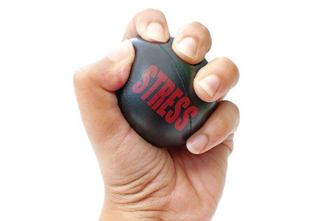 2 Möglichkeiten, um Stress Wracks Ihren Körper