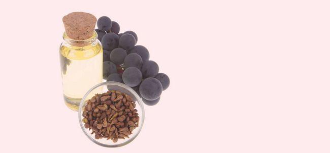 20 Erstaunliche Vorteile von Traubenkernöl für Haut, Haare und Gesundheit