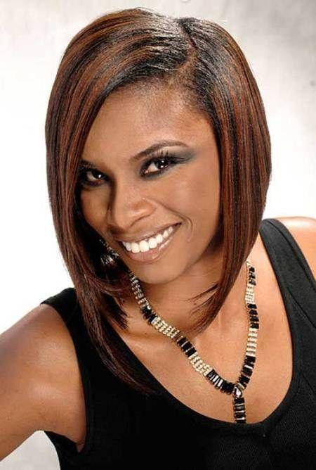 20 Bob Haarschnitte für schwarze Frauen