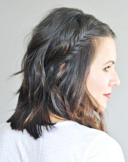 20 Elegante und leicht kräuseln Frisuren