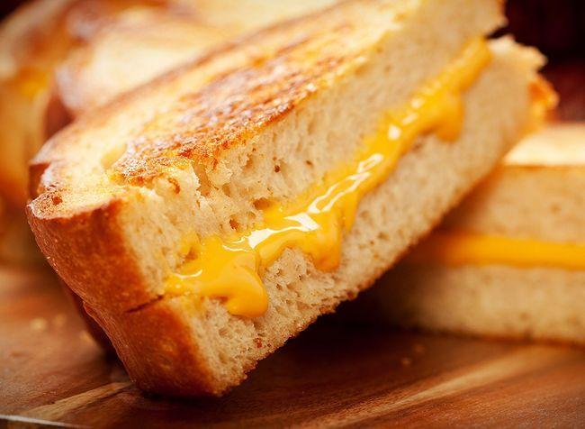 Gegrillter Käse-Liebhaber haben mehr Sex
