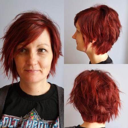 20 Moderne Frisuren für Frauen über 40