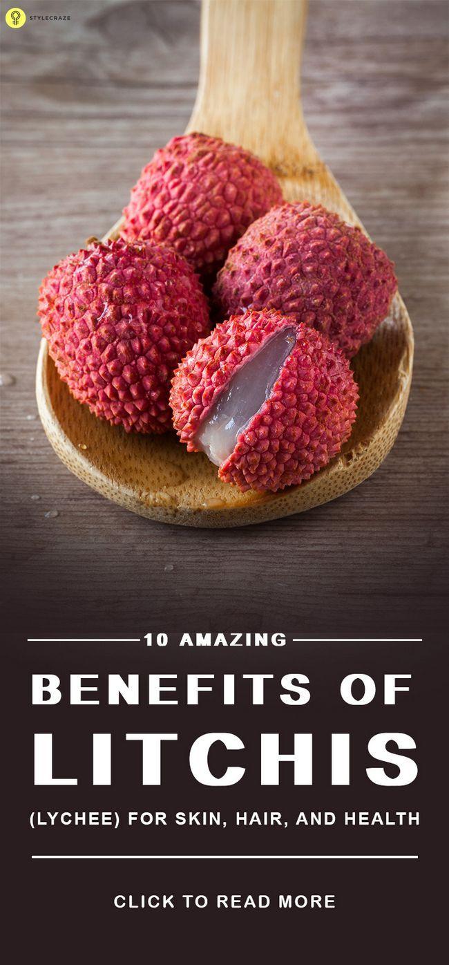 21 Erstaunliche Vorteile von Litschis (Lychees) für Haut, Haare und Gesundheit