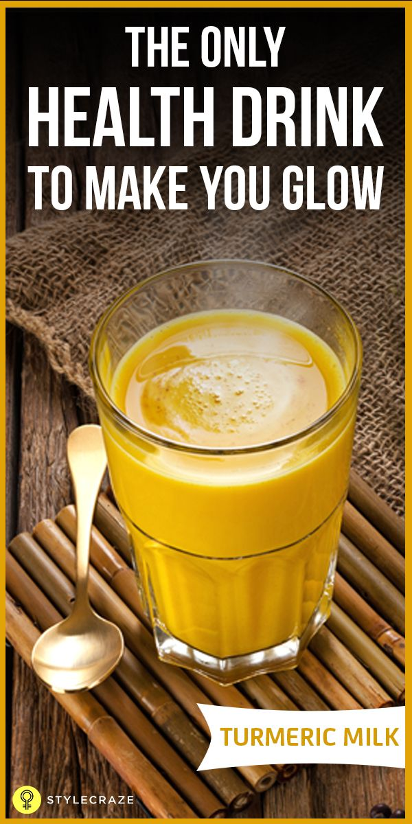 22 Erstaunliche Vorteile von Kurkuma Milch (haldi doodh) für Schönheit und Gesundheit
