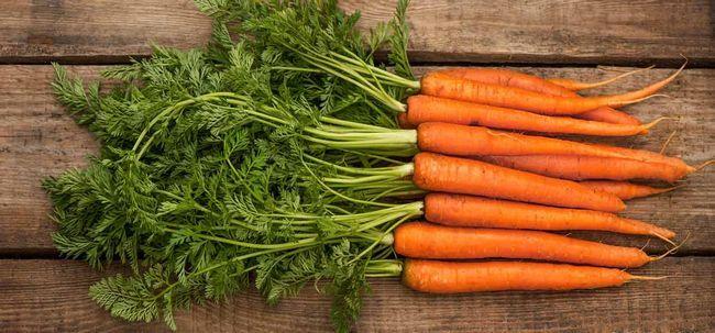 24 Erstaunliche Vorteile von Karotten (gajar) für Haut und Gesundheit