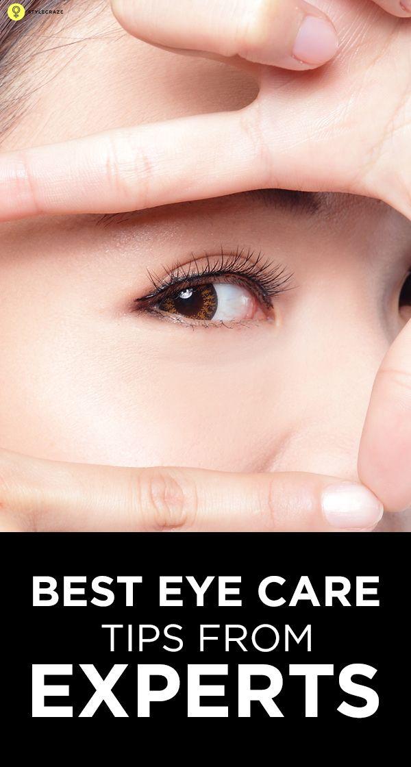 24 Wesentliche Augenpflege-Tipps zu schützen und zu beruhigen die Augen