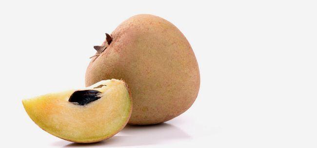 25 Erstaunliche Vorteile von sapota (chikoo) für Haut, Haare und Gesundheit