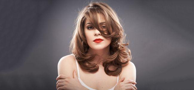 25 Leichte Alltagsfrisuren für mittellanges Haar