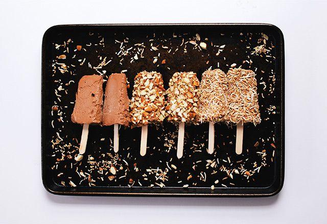 3 Gesunde Eis Rezepte halten Sie kühl im Sommer