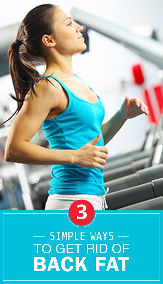 3 Einfache Möglichkeiten, loszuwerden wieder Fett zu