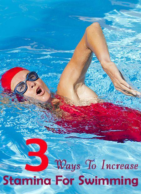 3 Einfache Möglichkeiten, Ausdauer zum Schwimmen zu erhöhen