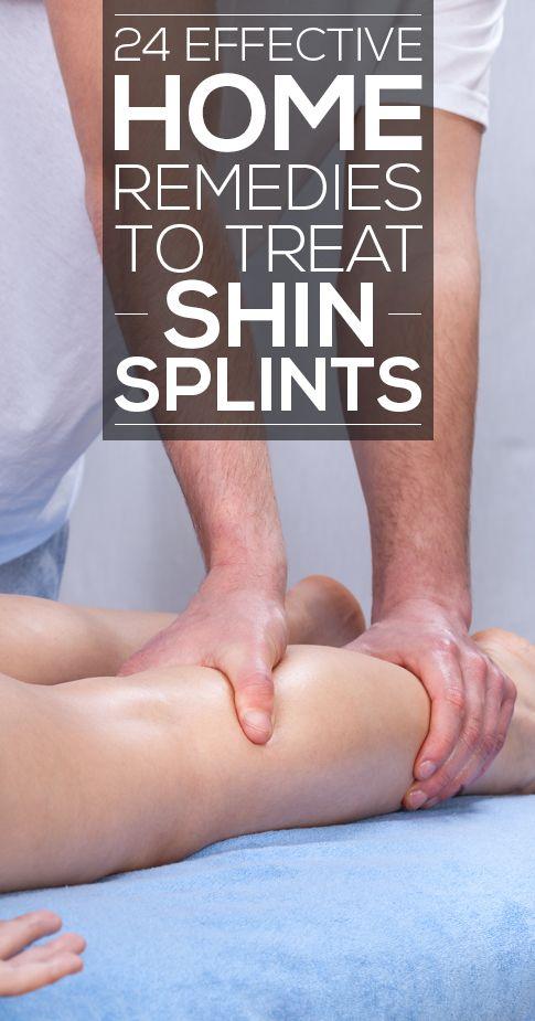 30 Wirksame Hausmittel zur Behandlung von Schienbeinschmerzen