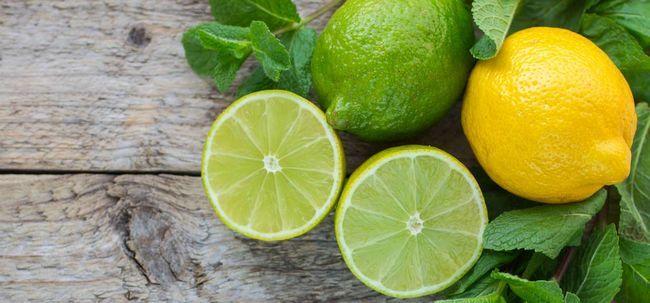 38 Vorteile von Kalk (kaccha nimbu) für Haut, Haare und Gesundheit