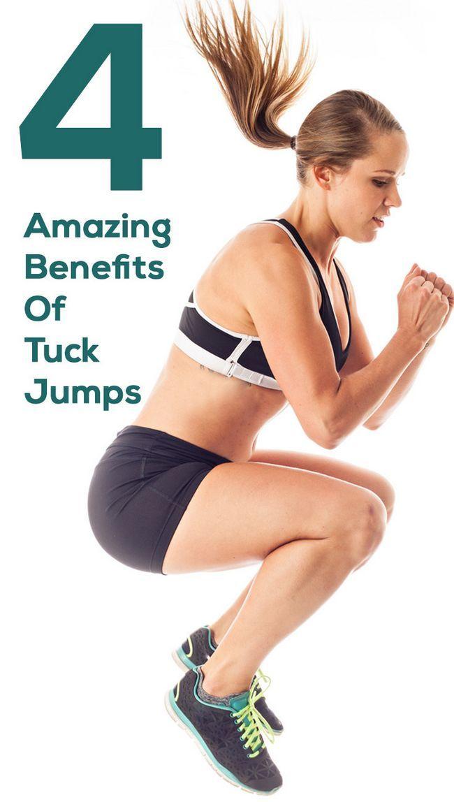 4 Erstaunliche Vorteile von tuck Sprünge Training auf Ihren Körper