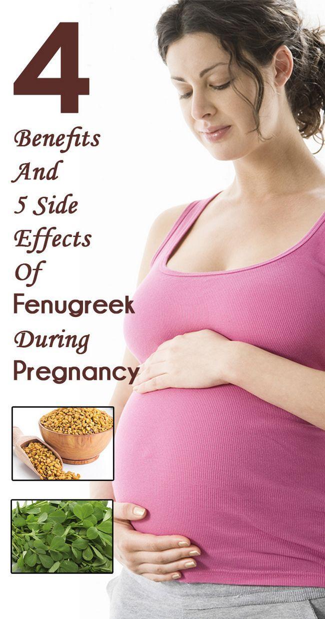 4 Vorteile und 5 Nebenwirkungen von Bockshornklee während der Schwangerschaft