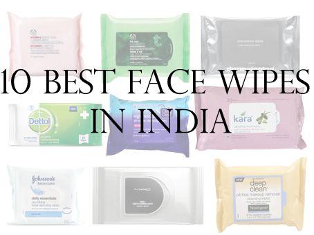 10 Beste Gesicht wischt in Indien