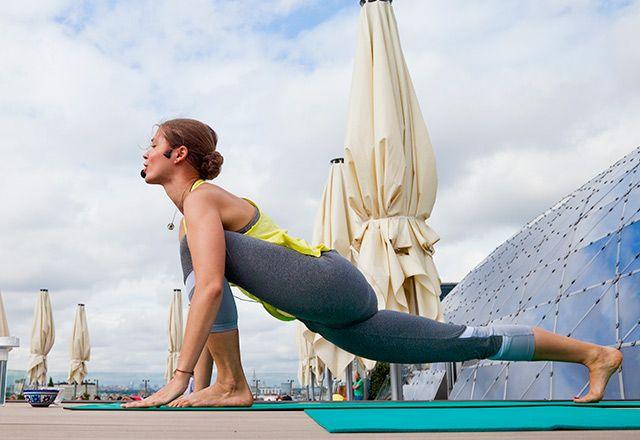 4 Körper Vorteile von Yoga