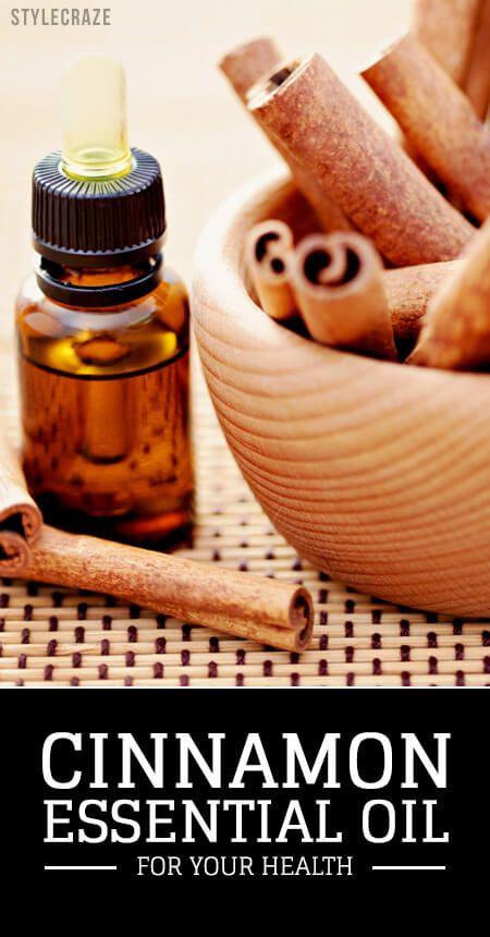 40 Erstaunliche Vorteile und Nutzen von Zimt ätherischen Öl