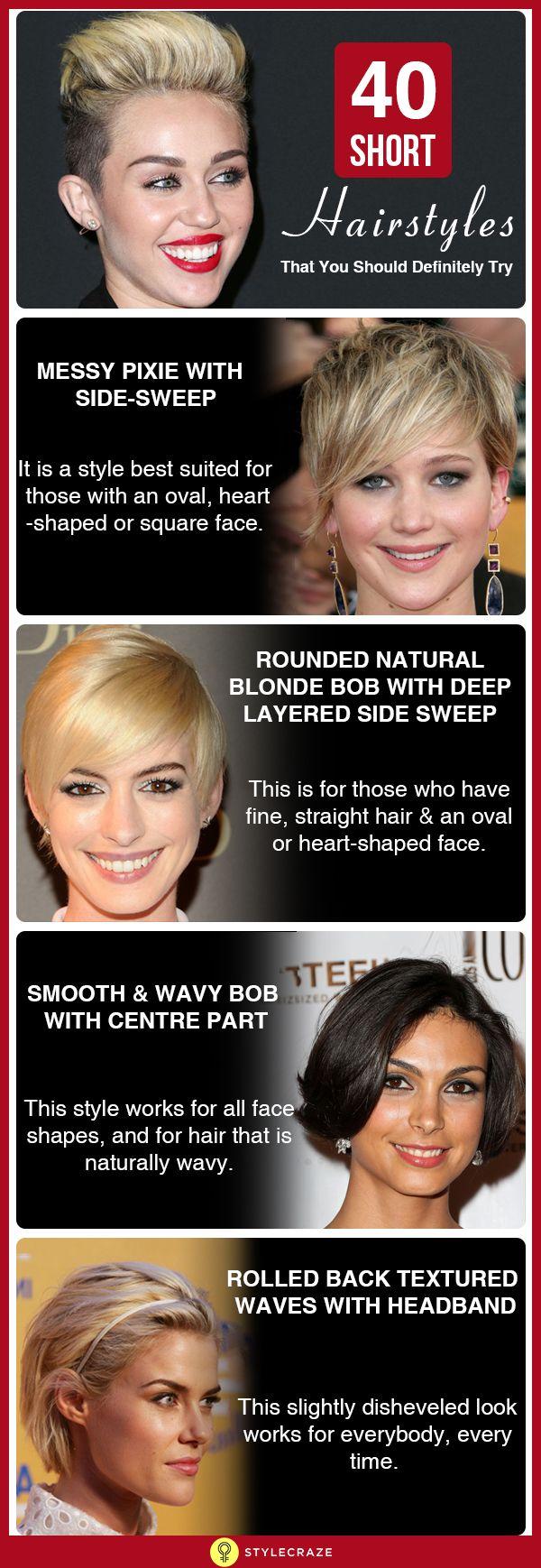 40 Sehr kurze Frisuren, die Sie sollten auf jeden Fall versuchen,