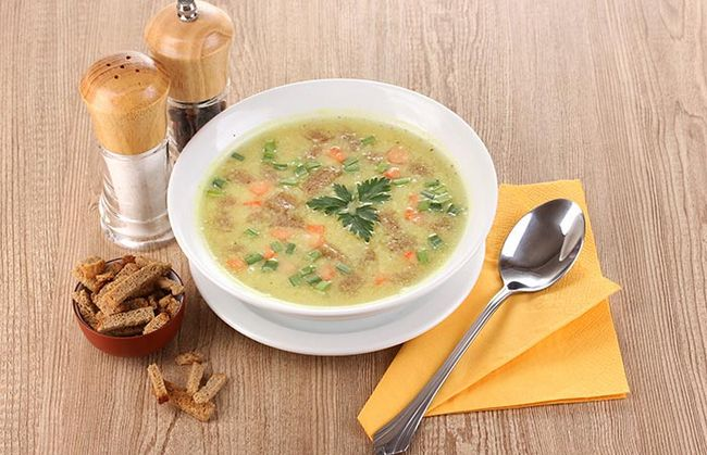 44 Yummy Gemüsesuppe Rezepte für die Gewichtsabnahme