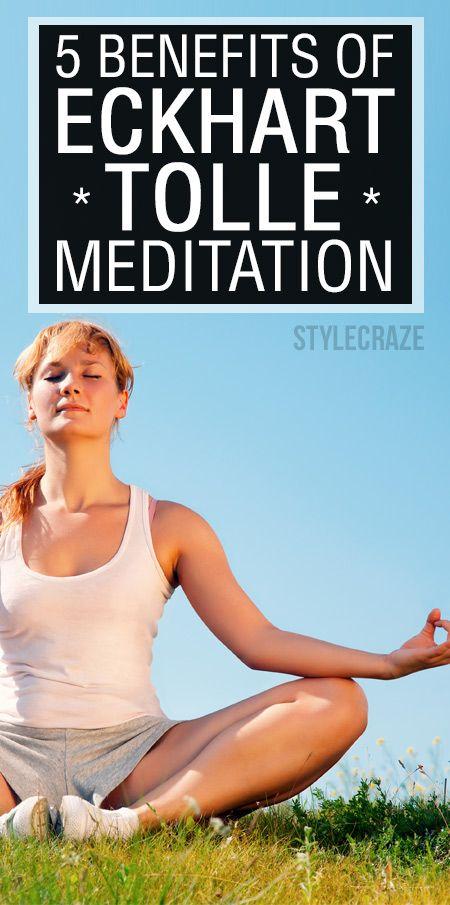 5 Erstaunliche Vorteile von Eckhart Meditation