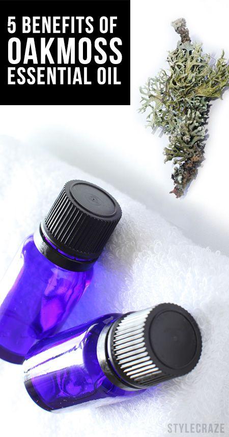 5 Erstaunliche Vorteile von oakmoss ätherischem Öl