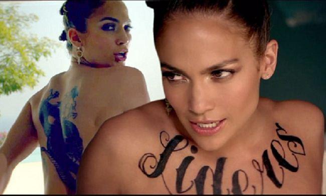 5 Top jennifer lopez Tattoos und was sie bedeuten