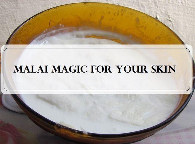 5 Beste Milchcreme (malai) Gesichtspackungen: für fettige, trockene Haut