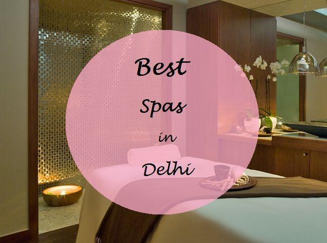 5 Top-Spas in Delhi für Mädchen auf einem Etat