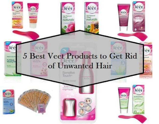 5 Top veet Produkte in Indien