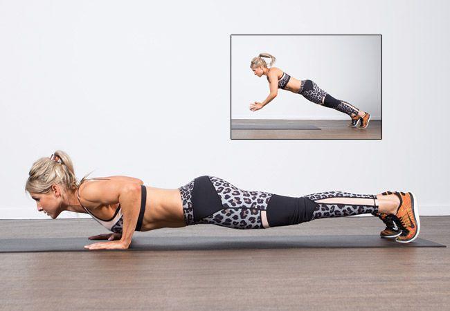 5 Geräte frei Übungen Oberkörper, Ton