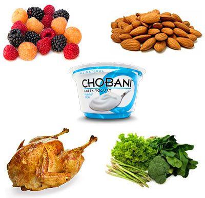 5 Foods jeden Tag für eine optimale Gesundheit zu essen & Fitness