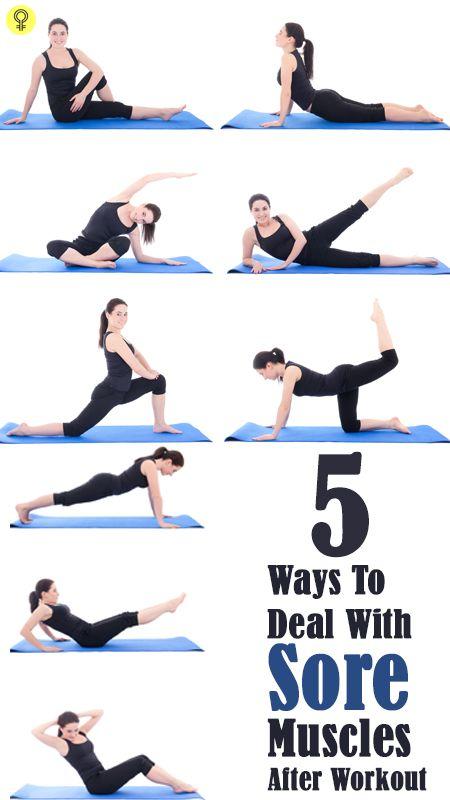5 Einfache Möglichkeiten, um mit Muskelkater nach dem Training zu tun